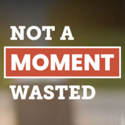Not a Moment Wasted Logo